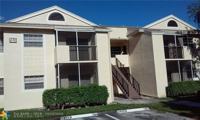 Pompano Beach Condo/Townhouse For Sale: 800 Cypress Park Way #B-1