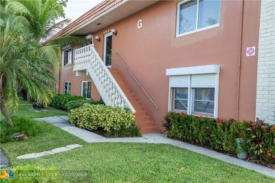Wilton Manors Condo/Townhouse For Sale: 119 NE 19th Ct #203G