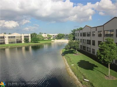Tamarac Condo/Townhouse Backup Contract-Call LA: 10750 W Clairmont Cir #G-312