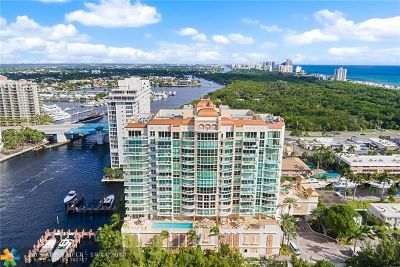 Fort Lauderdale Condo/Townhouse For Sale: 2845 NE 9th St #906