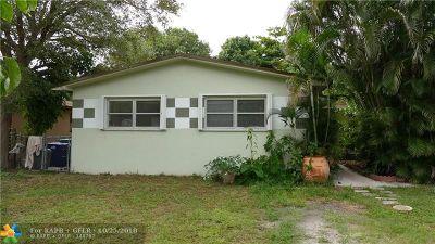 North Miami Beach Multi Family Home For Sale: 2480 NE 182nd Ter