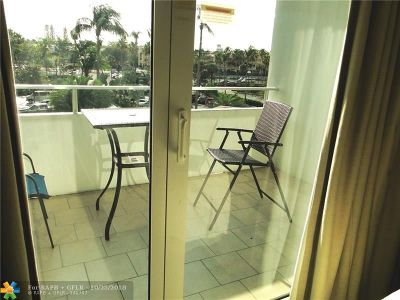 Fort Lauderdale Condo/Townhouse For Sale: 4040 Galt Ocean Dr #307