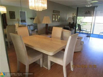 Sunrise Condo/Townhouse For Sale: 10300 NW 30th Ct #202
