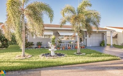 Tamarac Single Family Home For Sale: 4216 NW 47th St