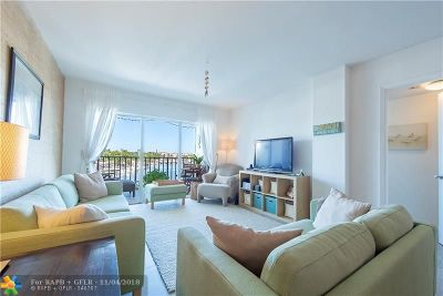 Fort Lauderdale Condo/Townhouse For Sale: 1435 SE 15th St #402