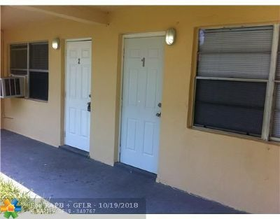 Fort Lauderdale Multi Family Home For Sale: 517 NW 15th Te