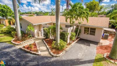 Boynton Beach Single Family Home For Sale: 706 SW 23rd Ave