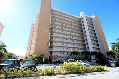 Pompano Beach Condo/Townhouse For Sale: 1391 S Ocean Blvd #501
