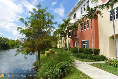 Pompano Beach Condo/Townhouse For Sale: 140 SW 6th Ct #140