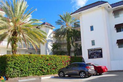 Fort Lauderdale Rental For Rent: 924 SE 2nd St #18