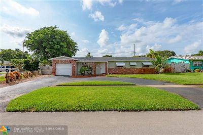 Deerfield Beach Single Family Home Backup Contract-Call LA: 306 SE 14th St