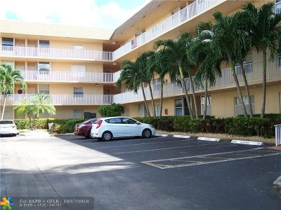 Sunrise Condo/Townhouse For Sale: 10414 NW 24th Pl #108