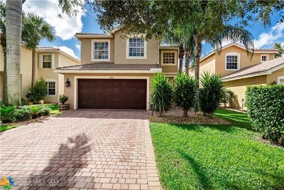Boynton Beach Single Family Home For Sale: 7842 Jewelwood Dr