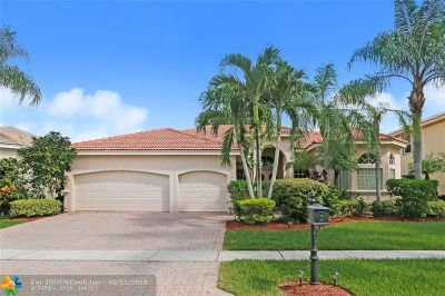 Boca Raton Single Family Home For Sale: 9533 Parkview Ave