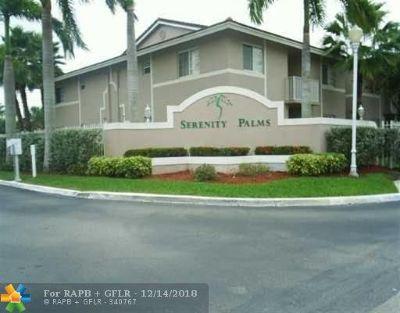 Hollywood Condo/Townhouse For Sale: 3211 Sabal Palm Mnr #203