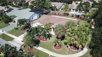 Plantation Single Family Home For Sale: 9401 NW 16th St