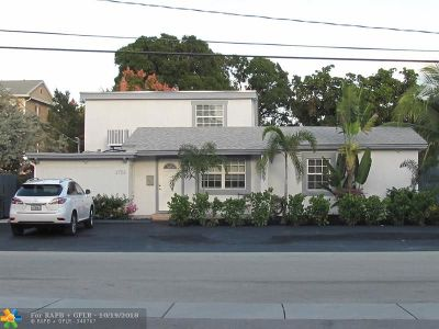 Wilton Manors Multi Family Home For Sale: 2702 NE 9th Ave