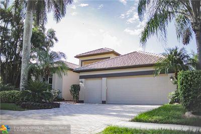 Boynton Beach Single Family Home For Sale: 11637 Privado Way