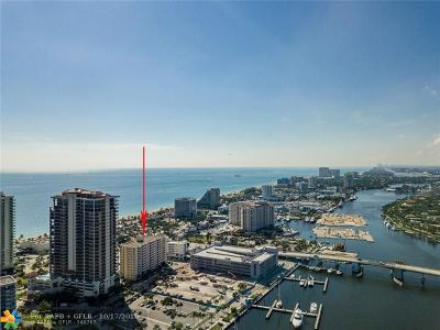 Fort Lauderdale Condo/Townhouse For Sale: 200 S Birch Rd #512