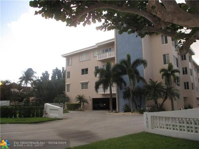 Lauderdale By The Sea Condo/Townhouse For Sale: 1965 S Ocean Blvd #308