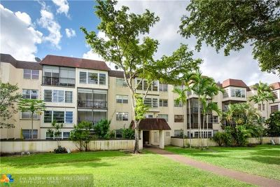 Plantation Condo/Townhouse Backup Contract-Call LA: 7300 NW 17th St #208