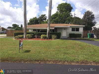 Miramar Single Family Home For Sale: 3260 SW 66th Ave