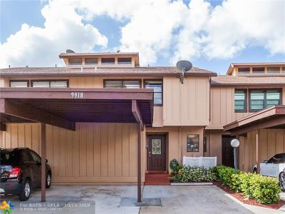 Coral Springs FL Rental For Rent: $1,800
