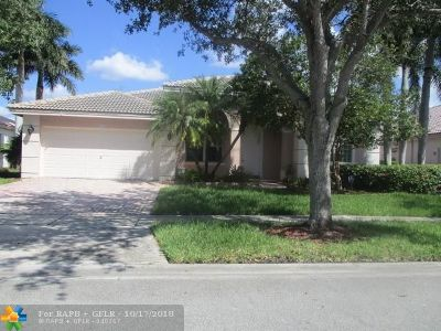 Pembroke Pines Single Family Home For Sale: 897 NW 167th Ave