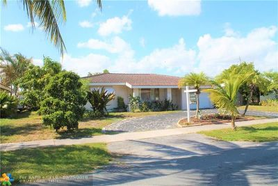 Pompano Beach FL Single Family Home For Sale: $359,990