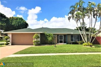 West Palm Beach Single Family Home For Sale: 2735 Starwood Cir