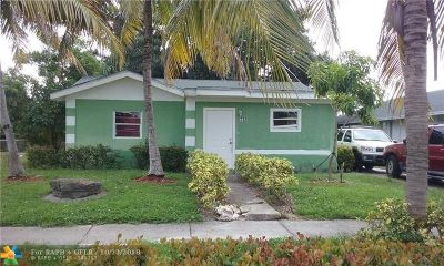 Delray Beach Single Family Home For Sale: 722 SW 9th St