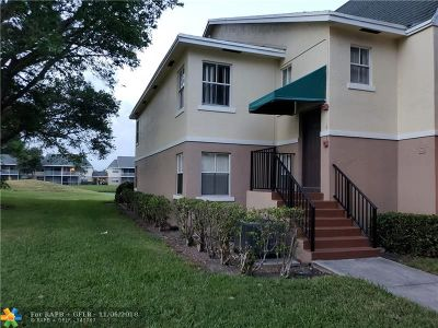 Pompano Beach Condo/Townhouse For Sale: 2829 N Course Dr #201