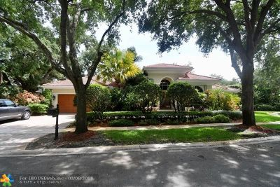 Fort Lauderdale Single Family Home For Sale: 5742 Oakmont Ave