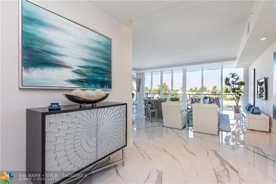 Fort Lauderdale Condo/Townhouse For Sale: 2895 NE 33rd Ct #3-C