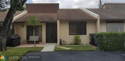 Fort Lauderdale Single Family Home For Sale: 6725 NW 29th Way