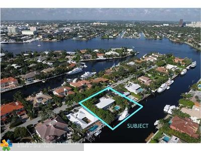 Broward County Rental For Rent: 2471 Del Lago Dr