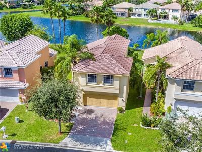 Coral Springs Single Family Home For Sale: 5314 NW 117th Ave