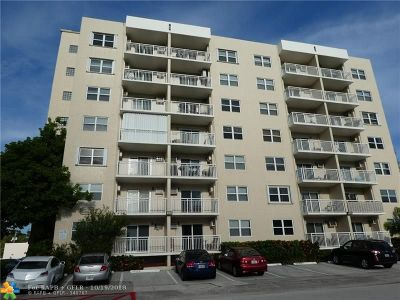 Fort Lauderdale Condo/Townhouse For Sale: 720 Orton Ave #103