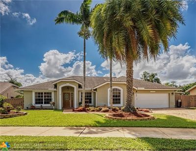 Davie Single Family Home For Sale: 14730 Shotgun Rd