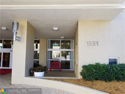 West Palm Beach Condo/Townhouse For Sale: 1551 N Flagler Dr #1008