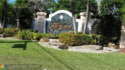 Boynton Beach Single Family Home For Sale: 9839 Lemonwood Dr