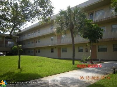 Lauderhill Condo/Townhouse For Sale: 4141 NW 26th St #125