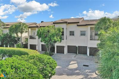 Fort Lauderdale Condo/Townhouse For Sale: 322 NE 7th Ave #322