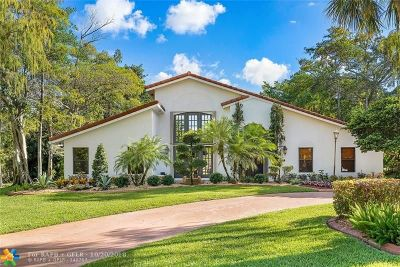 Parkland Single Family Home For Sale: 7200 Darby Ln