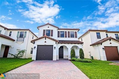 Miramar Single Family Home Backup Contract-Call LA: 9082 SW 34th Ct