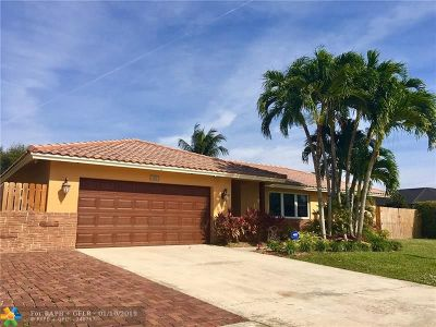 Boca Raton Single Family Home For Sale: 1423 SW 14th St