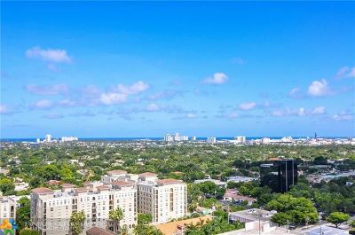 Fort Lauderdale Condo/Townhouse For Sale: 511 SE 5th Ave #1912