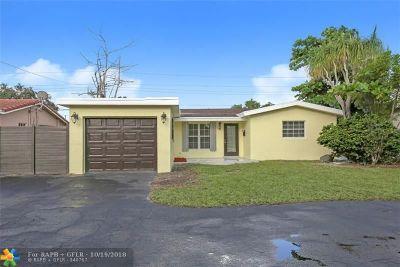 Miramar Single Family Home For Sale: 2280 Island Dr