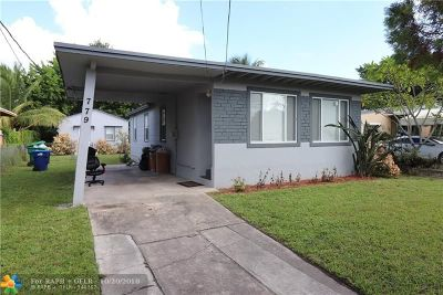 Miami Multi Family Home For Sale: 779 NW 97th St