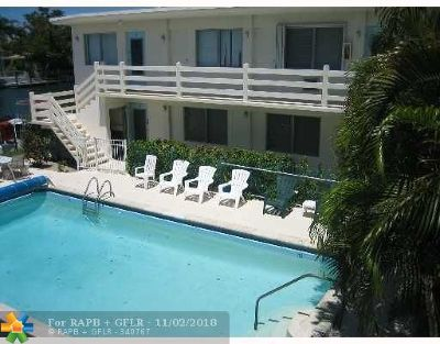 Fort Lauderdale Condo/Townhouse For Sale: 1605 SE 15th St #6A